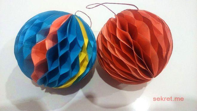 Новогодние ёлочные шары своими руками