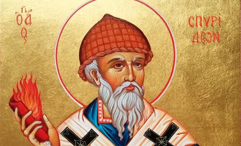 Молитвы святому Спиридону Тримифунтскому