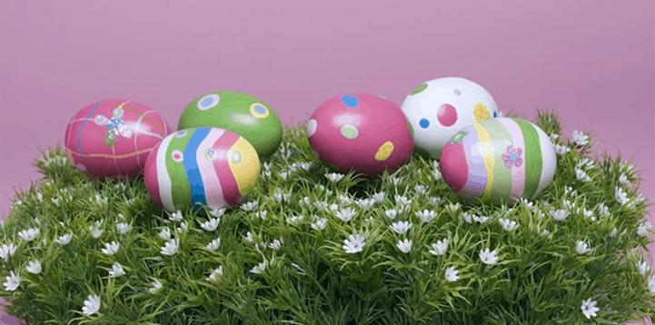 Украшения на ёлку из яиц