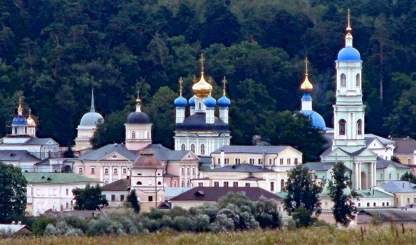 История монастыря «Оптина Пустынь»