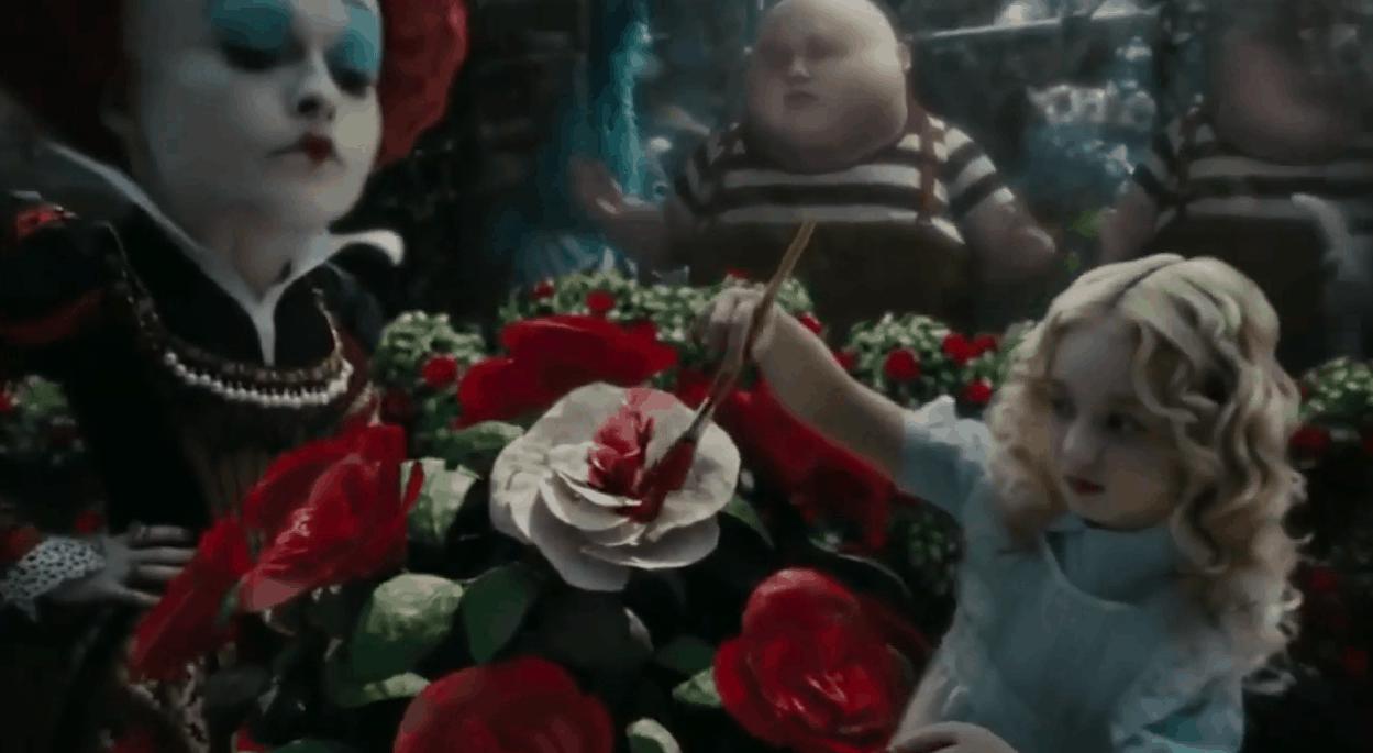 Алиса в стране чудес (2010) — русский трейлер