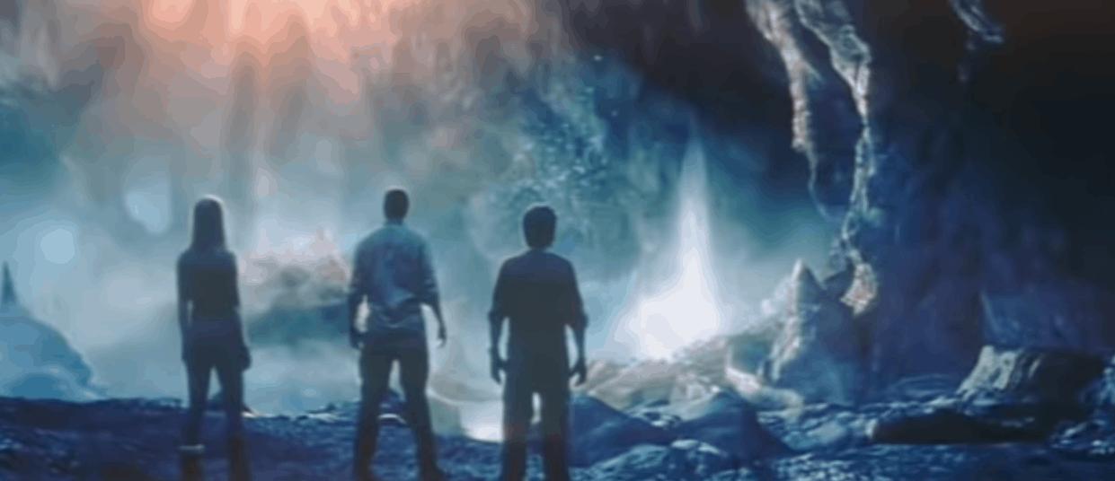Фильм Путешествие к Центру Земли (русский трейлер 2008)