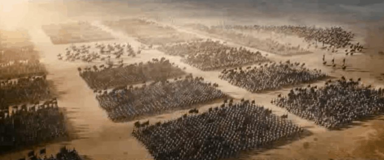 Битва у красной скалы - трейлер к фильму