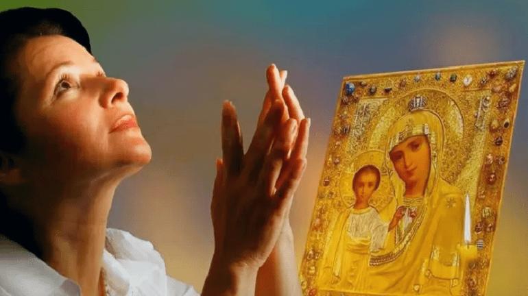 Молитва о помощи. 90 псалом - текст молитвы