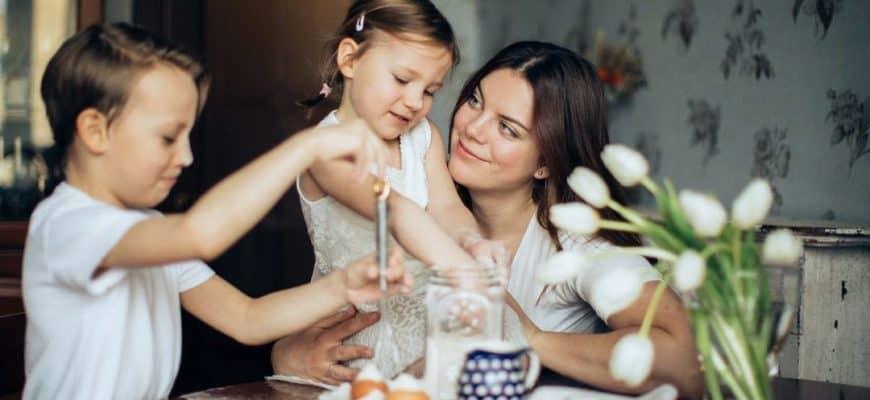 Молитва за семью и детей