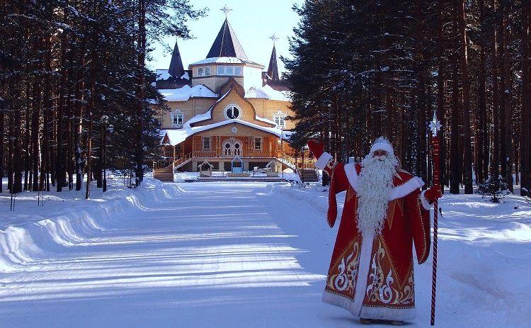 Путешествие в новогодний Великий Устюг