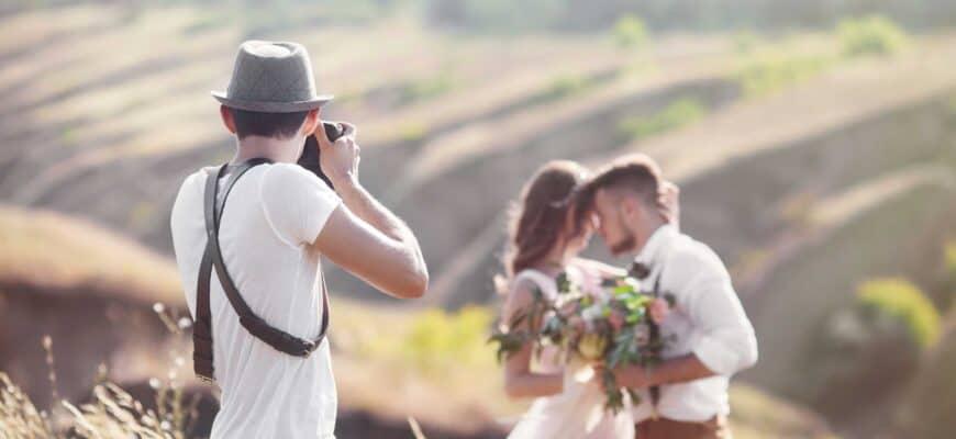 фото и видеосъемка на свадьбу как выбрать